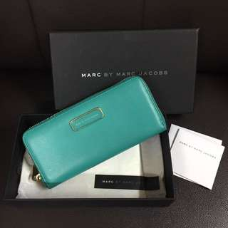Marc by Marc Jacobs 真皮銀包 正品