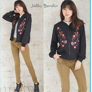 N Jelly Bordir
