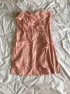 Topshop Premium dress
