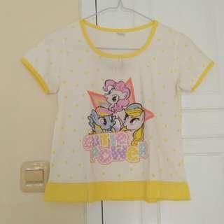 Baju anak anak size L