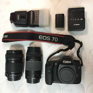 Canon 7D - Offer your price
