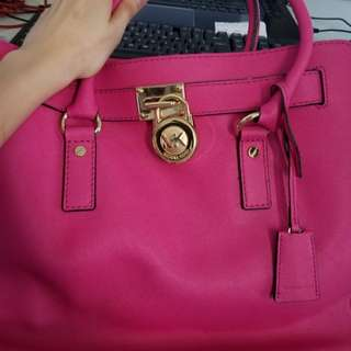 Authentic MK hamilton handbag