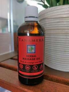 Tanamera Herbal Massage Oil 100ml