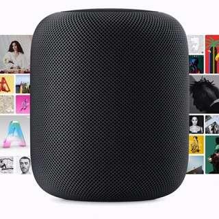 Apple Homepod 無線智能藍芽喇叭(美洲版)