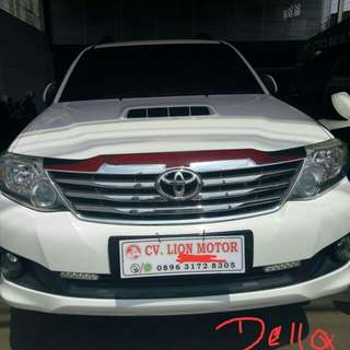 Toyota fortuner 2.5 G VNT TURBO 2012