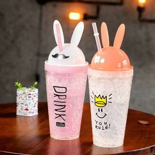 Kpop Rabbit Tumblr Mug