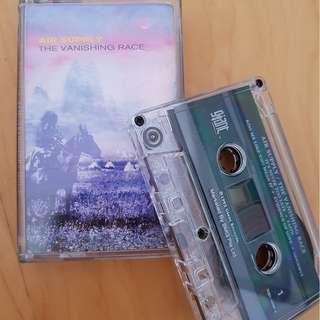 Air Supply - The Vanishing Race Audiotape / cassette