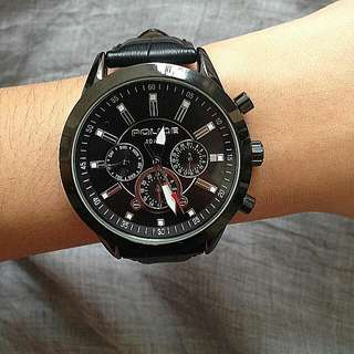 Police Watch Authentic