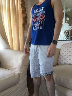F&H marvel shorts