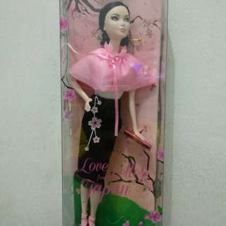 Boneka Barbie Original - Mainan anak