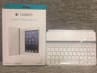 全新Logitech Ultrarthin Bluetooth keyboard