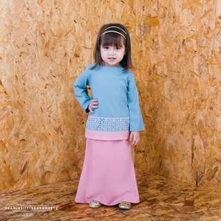 Dreemika Valerie Kids Kurung