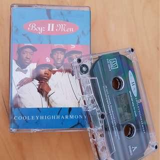Boys II Men Audiotape / cassette