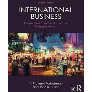 International Business eBook