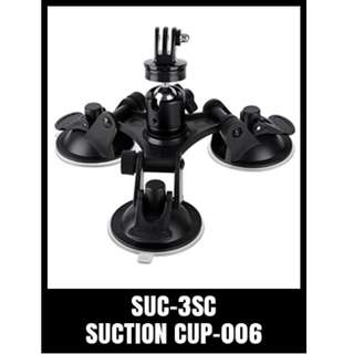 GP TRIPLE SUCTION CUP SUC-3SC