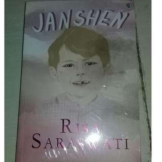 Buku RIsa Saraswati Janshen dan Hans