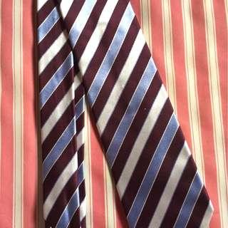 Preloved original Hugo Boss necktie