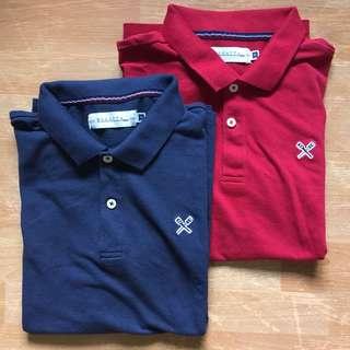 Regatta polo shirts bundle