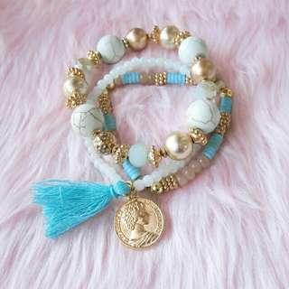 Pastel Blue Set