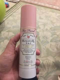 Too Faced 3-in-1 Primer & Setting Spray