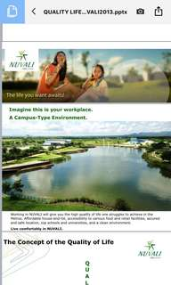 Nuvali Ayala land Avida house and lot & lot only / 0927-997-8074