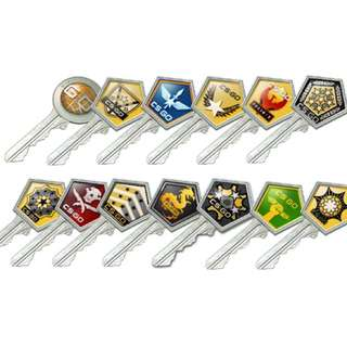 Selling CSGO keys