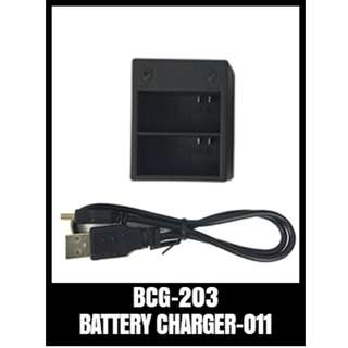 GP TELESIN DUAL BATTERY CHARGER BCG-203