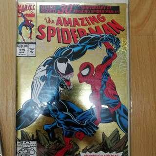 Amazing Spider-Man #375 Marvel 1993 Comic  Vs. Venom