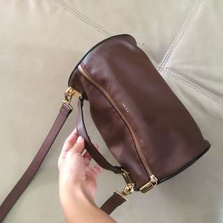 Charles & Keith Round Bag