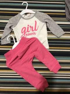 H&M baby girL