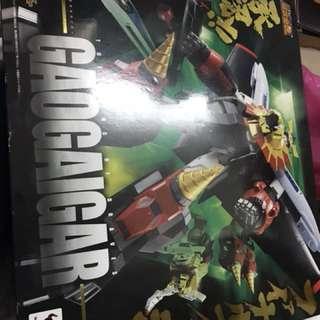 BANDAI 超合金魂 GX-68 勇者王 GAOGAIGAR Gx 68 ggg