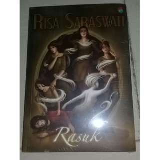 Buku Original Risa Saraswati - Rasuk