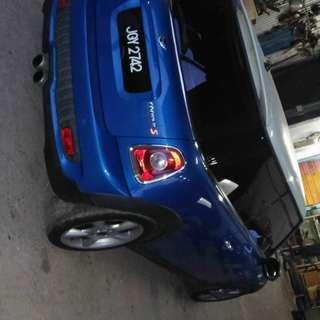 Bentley Mini Coupe(A)1.6