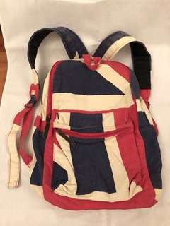 Topman France 🇫🇷 Country flag (blue white red) backpack