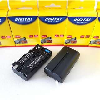 NP-F550 Battery 3rd Party