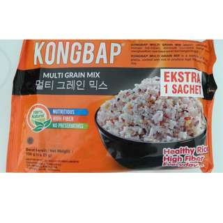 <UPDATED> KONGBAP Multi Grain Mix 150g