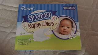 PUREEN Nappy Liners