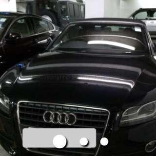AUDI A5 2.0T CAB 2012