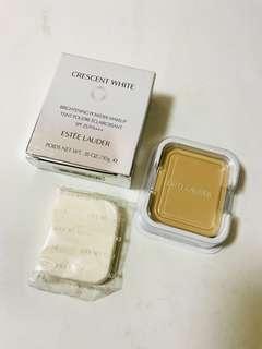 New Estée Lauder crescent white brightening powder