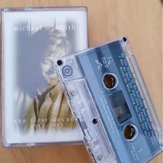 Michael W Smith - The First Decade 1983-1993 Audiotape / cassette