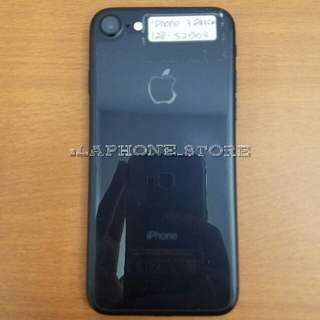 Iphone 7 128gb blackmatte second original