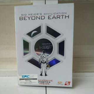PC Sid Meier's Civilization Beyond Earth