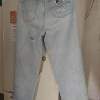 BOY London 26 size 牛仔褲