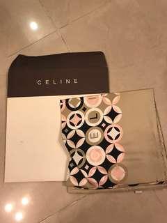 Celine 絲巾