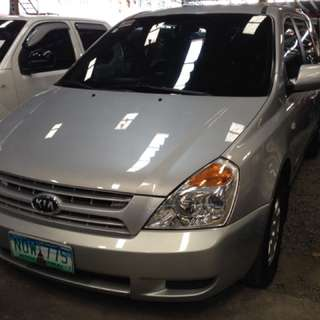 2010 kia carnival sale or swap