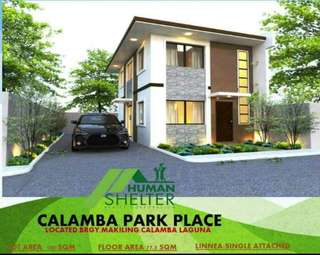 3Bedroom House and Lot in Calamba Laguna