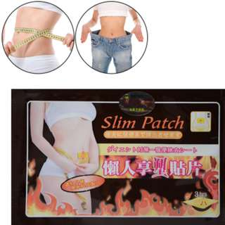 Slim Patch Slimming Fat Belly Weightloss Adhesive Detox Pad