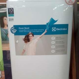 Cicilan mesin cuci electrolux tanpa kartu kredit proses cepat 3 menit lg promo 0% 6x
