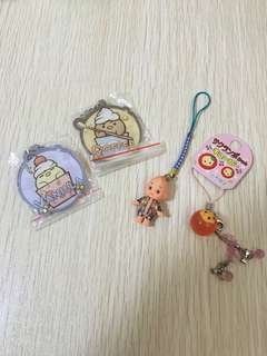 Keychains and Decorative Toys