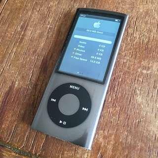 iPod nano 5 camera 16G
